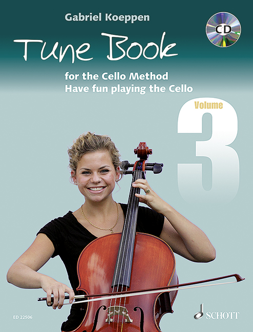 Cello method: Tune book 3 image